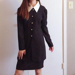 Vintage long sleeve dress by Taurus